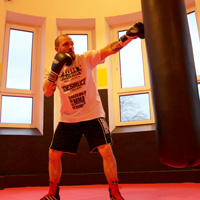 Fight Factory Solingen - BOXEN