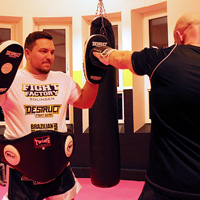 Fight Factory Solingen - Personaltraining