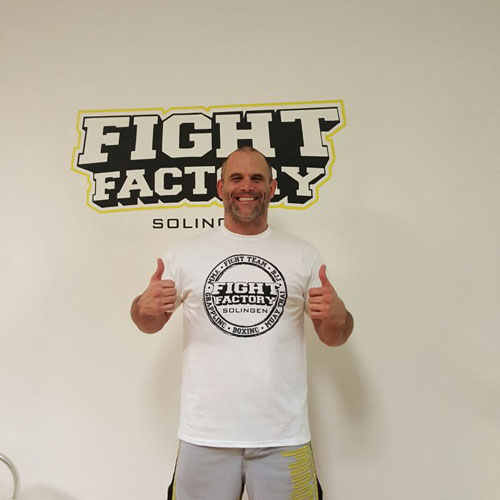 Fight Factory Solingen Trainer